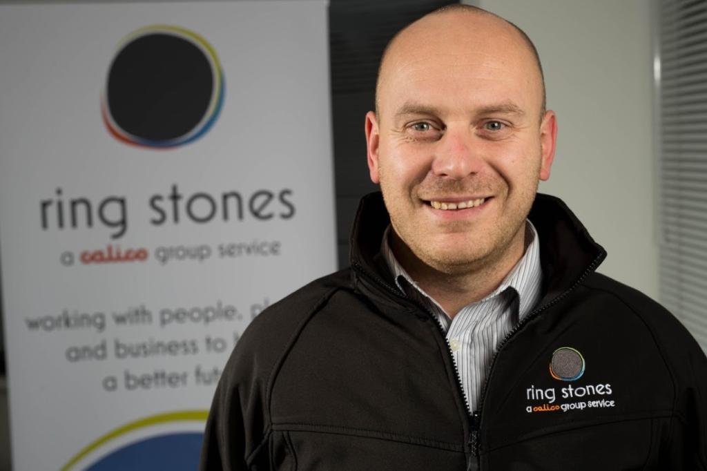 Mark Roberts headshot Ring Stones